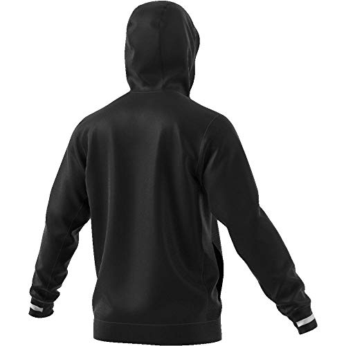 Sweat Homme shirt Adidas T19 white Black Hoody M twXvOnA8q