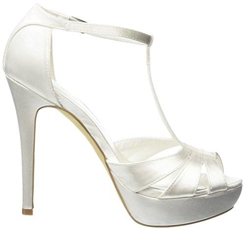 Wedding Ivory 40 Menbur Elfenbein Sandales Mika 04 Femme Blanc dxCxwUYq6