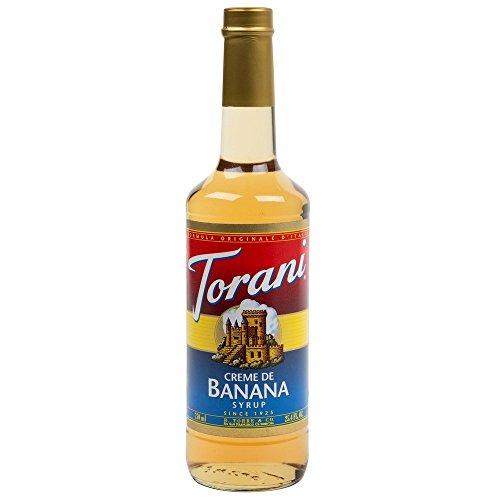 (Torani Banana, Creme De, 25.4-Ounce Bottles)