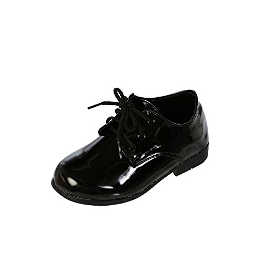 DressForLess Boys Dress Shoes