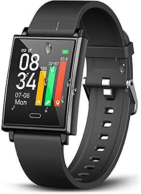 Winisok Smartwatch Fitness Pulsera, Fitness Reloj con ...