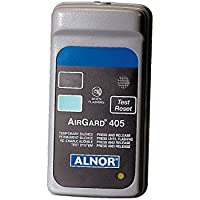 TSI Alnor 405-D AirGard Lab Hood Monitor, Measurement range is 70 to 250 fpm (0.35 to 1.27 m/s)