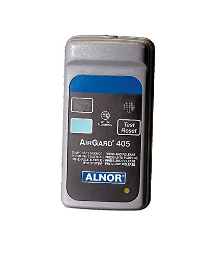 TSI Alnor 405-D AirGard Lab Hood Monitor, Measurement range is 70 to 250 fpm (0.35 to 1.27 (Alnor Air)