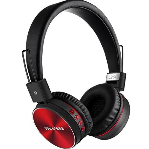 Wireless Headset Bluetooth 4.2 Overhead Headset Stereo HiFi