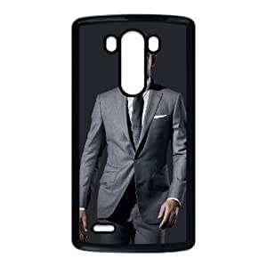 Daniel Craig_004 TPU Case Cover for LG G3 Cell Phone Case Black