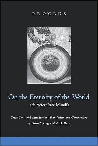 Amazon.com  On the Eternity of the World (de Aeternitate Mundi ... c95d24e6bd