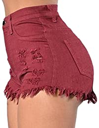Amazon.com: Reds - Denim / Shorts: Clothing, Shoes & Jewelry