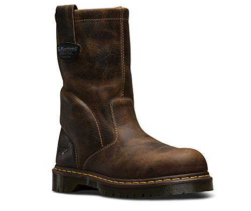 Dr. Martens Men's Icon 2295 Boot,Tan,10 UK/11 M US