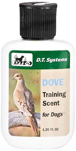 (D.T. Systems Training Scent for Pets, 1-1/4-Ounce, Dove)