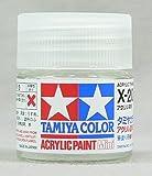 アクリルカラー X-20A タミヤカラー アクリル塗料 溶剤小