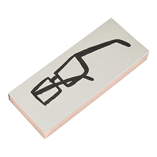 FLOOR | 9 Slender Lined Notepad with Glasses