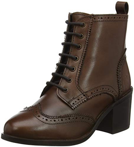 Marron Bottines Joe Ankle Browns Leather Heritage Brown Femme A Boots Bwq0B7a