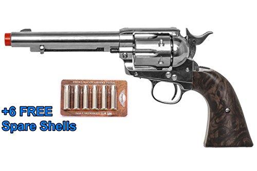 Elite Force Legends Smoke Wagon Co2 Revolver 6mm Airsoft Gun