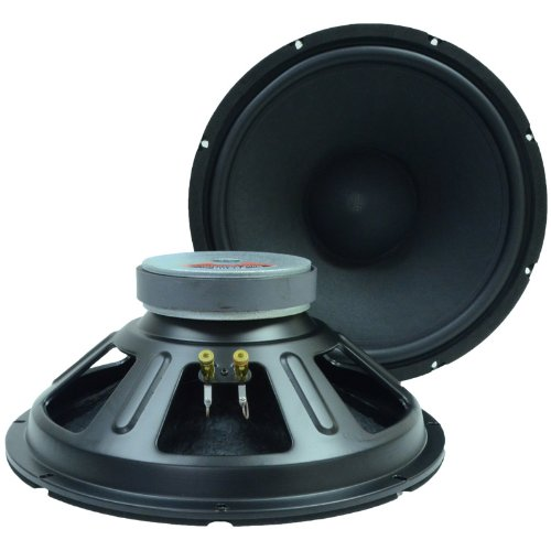 Seismic Audio Q 15 Sub 15-Inch PA DJ Replacement Raw Subwoofers/Woofers/Speakers by Seismic Audio