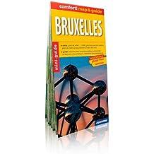 BRUXELLES  (COMFORT !MAP&GUIDE, CARTE LAMINEE)