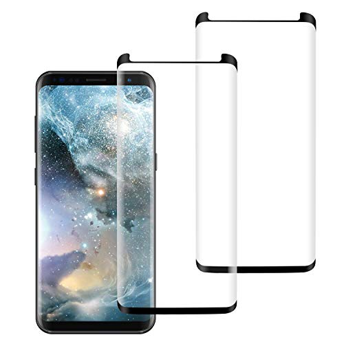 Galaxy Note 8 Screen Protector, 9H Hardness 3D Curved Full Coverage High...
