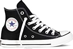 Athletes, artists, experimenters, rebels and visionaries have all turned to the vintage, sporty style of the Converse Women's Chuck Taylor Ox Casual Sneakers. Designed with simplicity and style in mind, these shoes feature a rugged canvas upp...