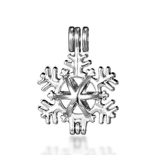 Snowflake Bead - 9