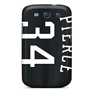 High Quality Shock Absorbing Case For Galaxy S3-brooklyn Nets