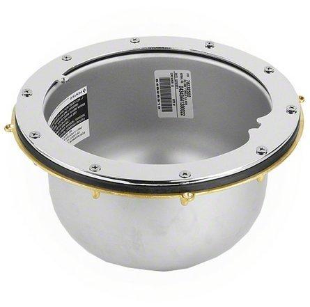 Pentair (78232500) Stainless Steel Vinyl Pool Niche 0.75 Inch