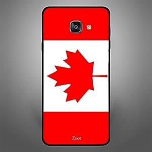 Samsung Galaxy A7 2016 Canada Flag