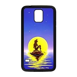 Cartoon Little Mermaid Hard Protective Samsung Galaxy s5 Back Case Kimberly Kurzendoerfer