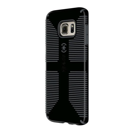 Speck Products 73067-B565 CandyShell Grip Case for Samsung  Note 5, Black/Slate