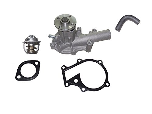 New Kubota D1105 Water Pump with Return Hose & The