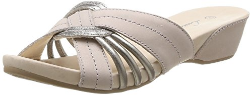 Luxat Samia, Women's Sandals Blanc (blanc Cassé)