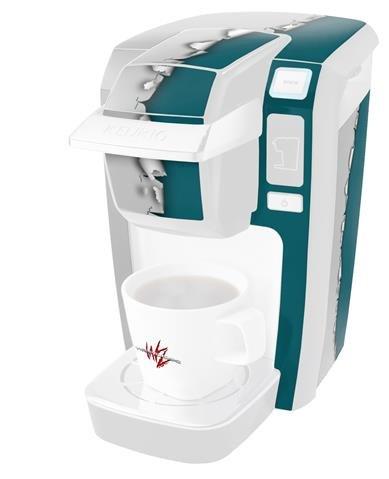 取り込んだ色グレーシーフォームグリーン – デカールスタイルビニールスキンKeurig k10 / k15 Mini Plusコーヒーメーカー( Keurigに含まれません   B0181DBCA4