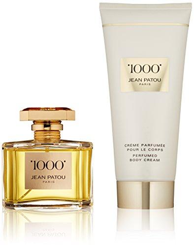 Jean Patou 1000 Eau de Parfum Spray Plus Body Cream