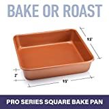 Gotham Steel Bakeware Nonstick Square Baking