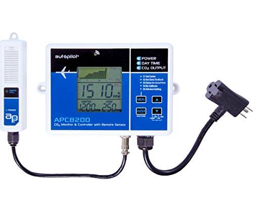 Autopilot Co2 Monitor Amp Controller W 15 Remote Sensor 1