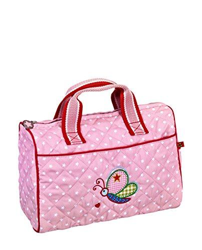 Coppenrath Spiegelburg Kulturtasche Babys erste Reise rosa BabyGlück