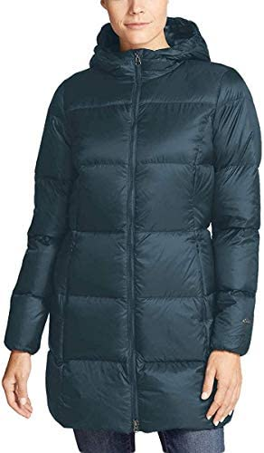Eddie Bauer Women's Water Repellent Luna Peak Down Parka
