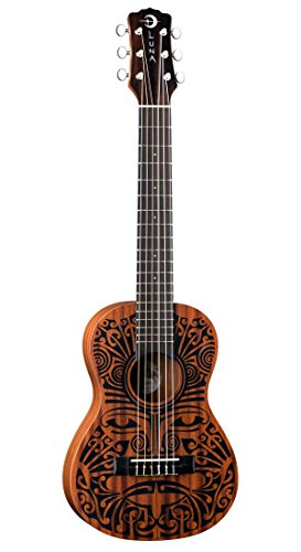 Luna UKE TRIBAL Ukulele Natural product image