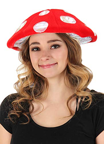 elope Light-up Mushroom LumenHat