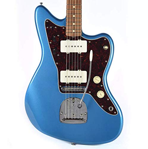 Fender Classic Player Jazzmaster PF Lake Placid Blue Limited Edition w/Matching Headcap & Gig Bag (CME Exclusive)
