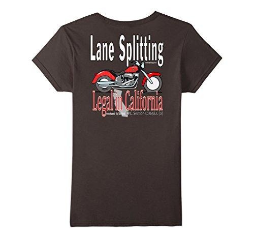 Motorcycle Splitting Lanes - 4