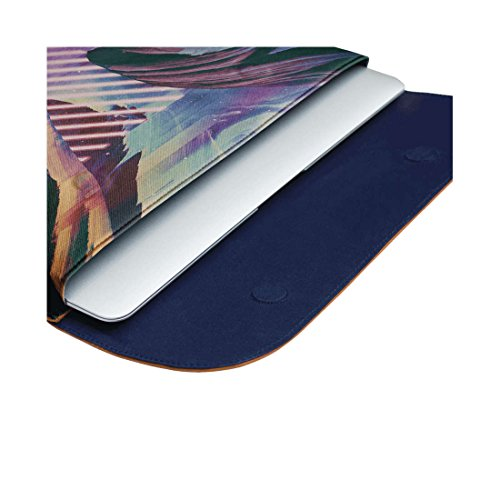 Air Never DailyObjects Real Edit Envelope 13 Pro Macbook Leather VHS Sleeve For Seen vfddqa