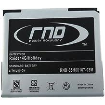 RND Li-Ion Battery (35H00167-03M) for HTC G19 G20 Holiday Raider 4G and Vivid 4G