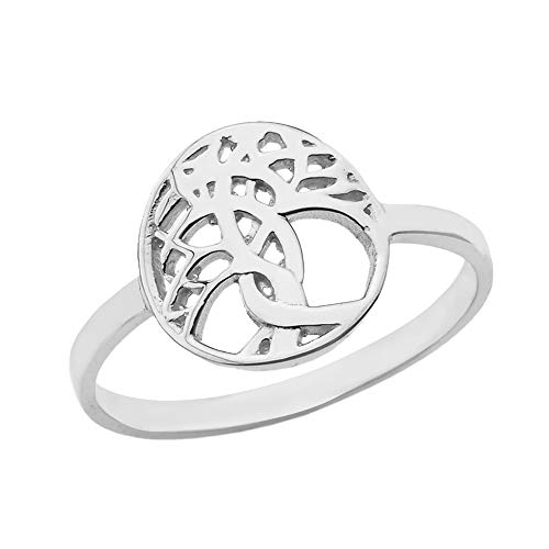 Women's Tree Of Life Ring...