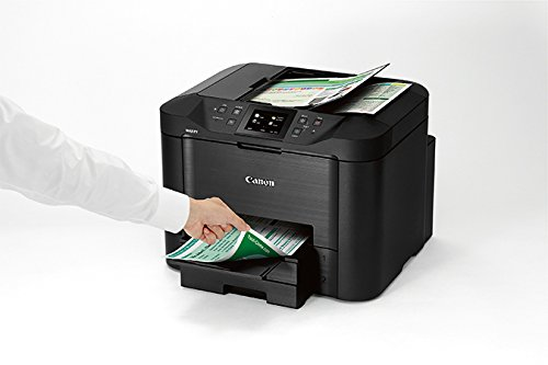 Canon Office and Business MB5420 Wireless All-in-One Printer,Scanner, Copier and Fax, with Mobile and Duplex Printing by Canon (Image #4)