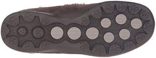 Skechers Performance Damen Gehsteig Velvety Suede Walking Shoe Schokolade
