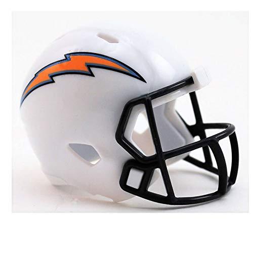 (Riddell NFL Los Angeles Chargers Helmet Pocket Pro, One Size, Team Color)