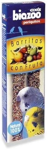 Biozoo - Barritas Con Fruta Para Periquitos