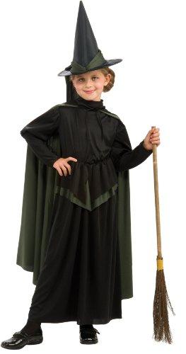 Wiz of Oz Wicked Witch Child Costume (Small)
