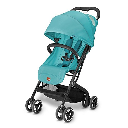 gb 2017 Buggy QBIT+ from birth up to 17 kg (approx. 4 years) Capri Blue - GoodBaby QBIT PLUS by gb