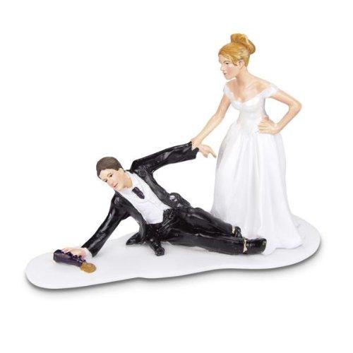 Lustige Torten Dekoration Funny Brautpaar Deko Fur