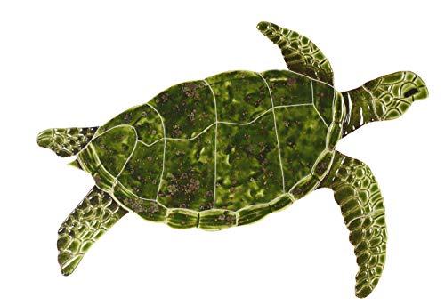 - Artistry in Mosaics Sea Turtle Ceramic Swimming Pool Mosaic (9